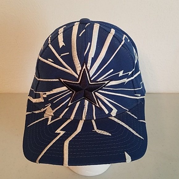 34c26e11515738 STARTER Accessories | Vintage Snapback Dallas Cowboys Hat Rare ...